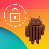 Kitkat Lock Screen icon