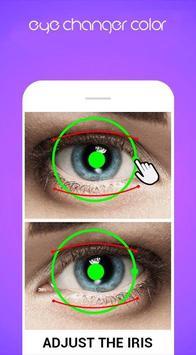 Eye Color Changer screenshot 1