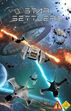 Star Settlers poster