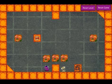 Alien and Flower apk screenshot