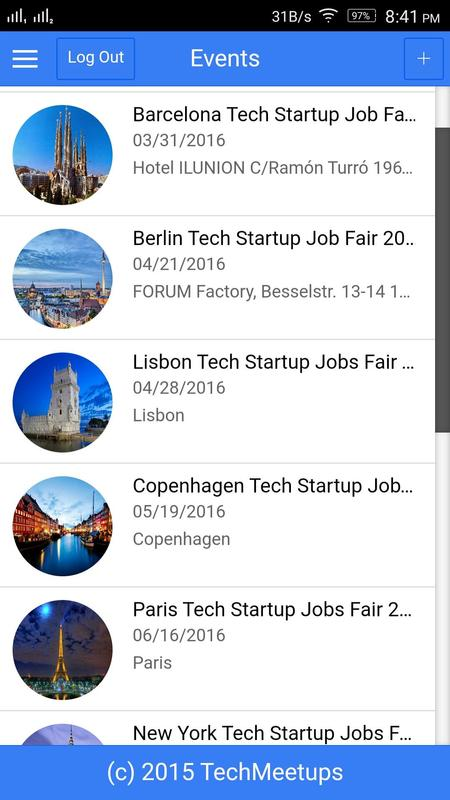 Tech Startup Jobs APK Download - Free Business APP for Android ...