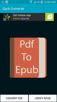 EPUB Converter poster