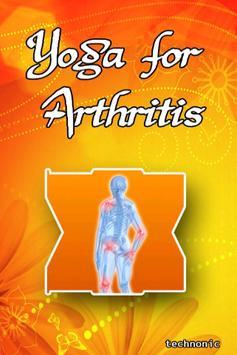 Yoga for Arthritis poster