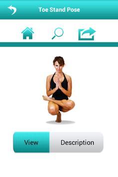 Free Yoga Poses for Workday screenshot 2