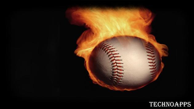 Baseball Walllpaper poster