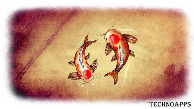Koi Fish Wallpaper apk screenshot