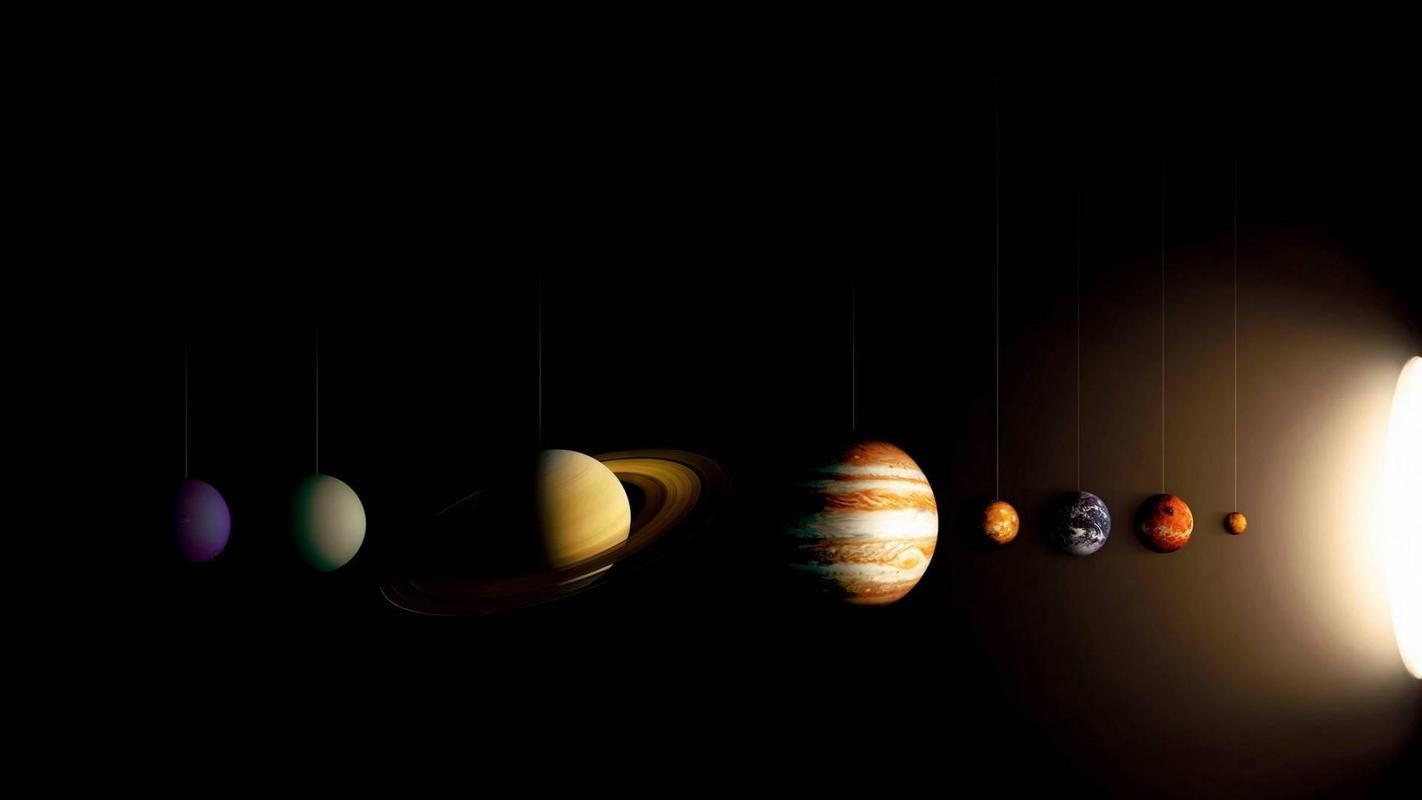 Solar System Live Wallpaper for Android - APK Download
