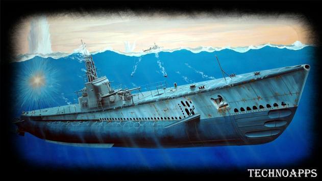 Submarine Wallpaper apk screenshot