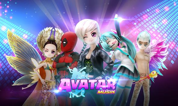 Image of [Games] Avatar Musik Indonesia v.0.7.1 Android