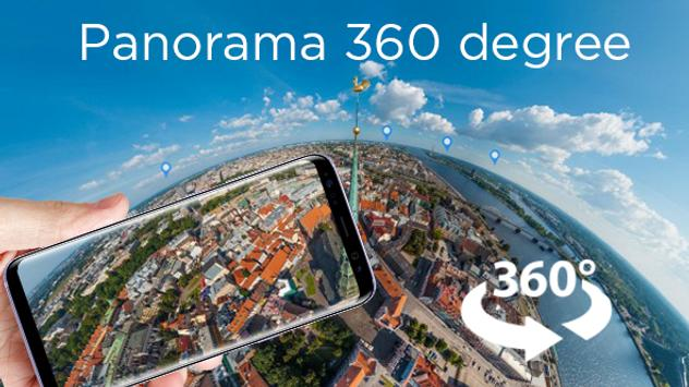 360 Video Player Free Panorama 360 Degree For Android