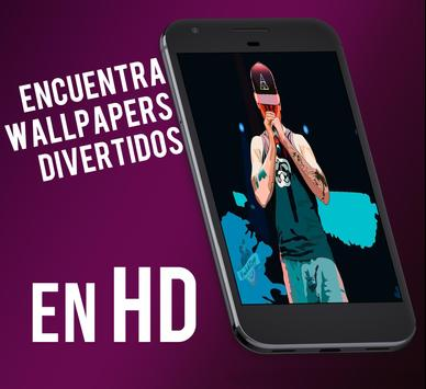 Wallpapers of Calle13-Resident screenshot 8