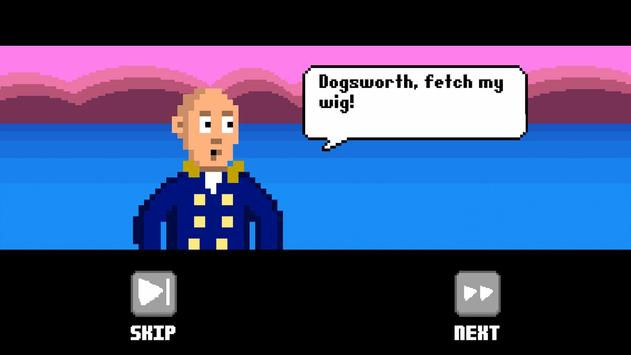 Washington's Wig screenshot 1