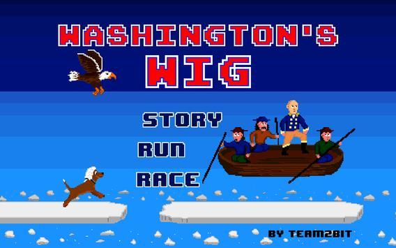 Washington's Wig apk screenshot