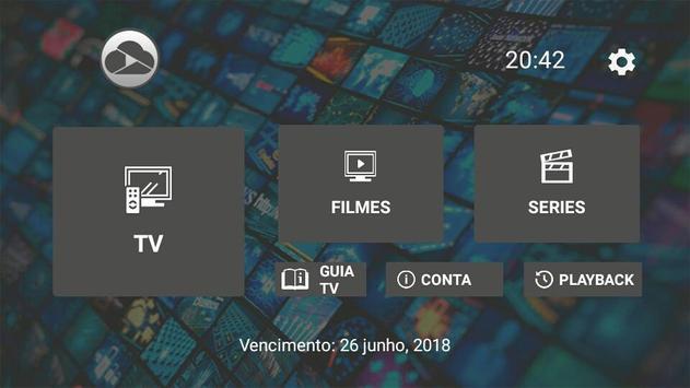 Cloud TV Pro screenshot 3