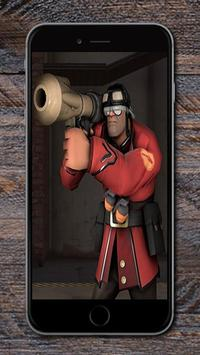 Team Fortress 2 Wallpaper HD screenshot 1
