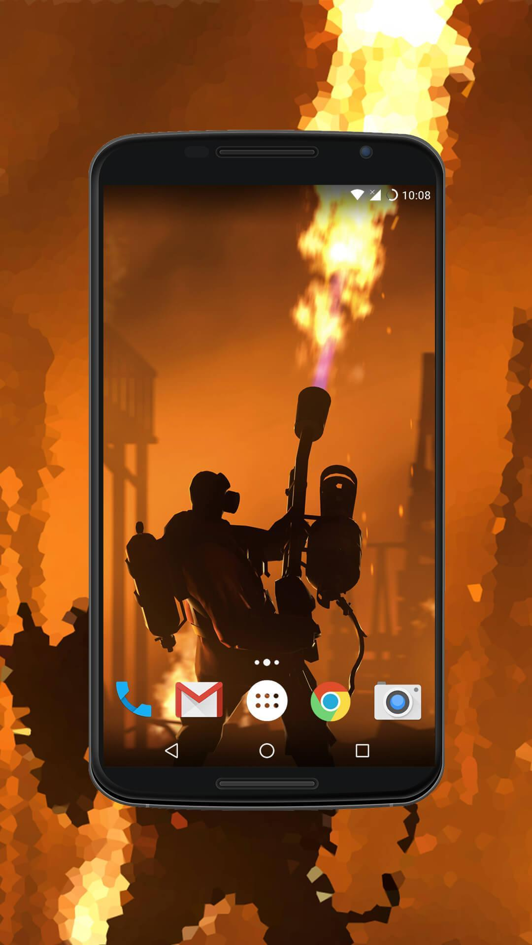 Team Fortress 2 Wallpapers For Android Apk Download