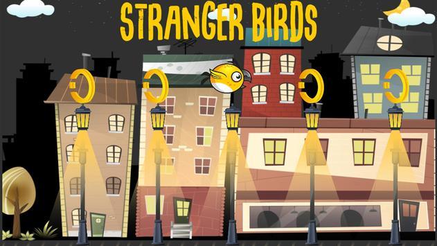 Stranger Birds poster
