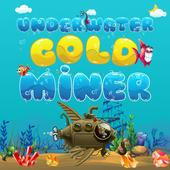 Underwater Gold Miner icon