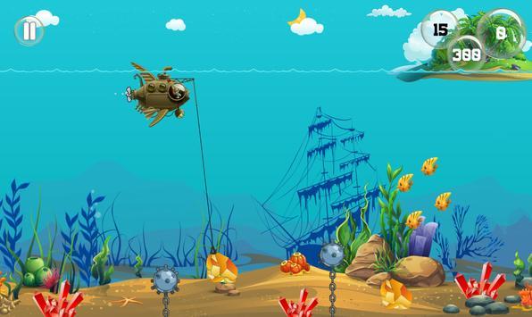 Underwater Gold Miner screenshot 5