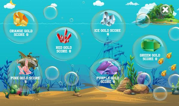 Underwater Gold Miner screenshot 11