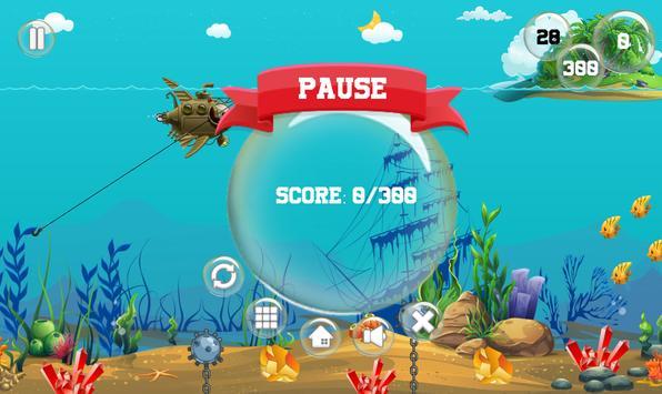 Underwater Gold Miner screenshot 18