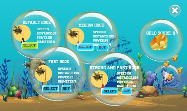Underwater Gold Miner screenshot 20