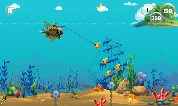 Underwater Gold Miner screenshot 22