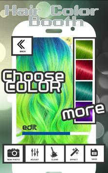 Hair Color Booth App Free für Android - APK herunterladen