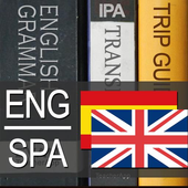 ENG - SPA Grammar & Phonetics icon