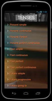 ENG - SPA Grammar & Phonetics apk screenshot