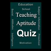 Teaching Aptitude Test icon