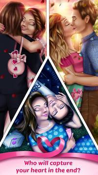 Игры про любовь для девочек - любовная история постер