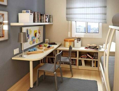 Teen Desk Design Ideas apk screenshot