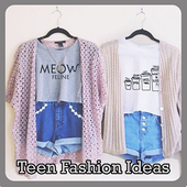 Teen Fashion Ideas icon