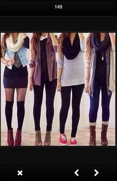 Teen Fashion Ideas apk screenshot