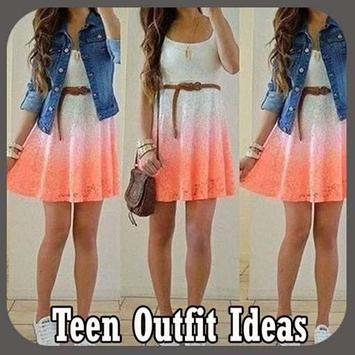 Teen Outfits Ideas poster