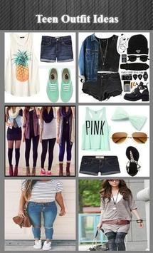 Teen Outfits Ideas screenshot 2