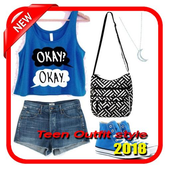 Teen Outfit style 2018 icon