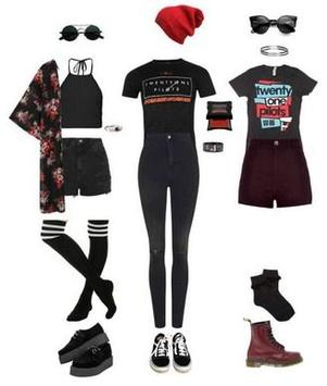 Teen Outfit style 2018 screenshot 2