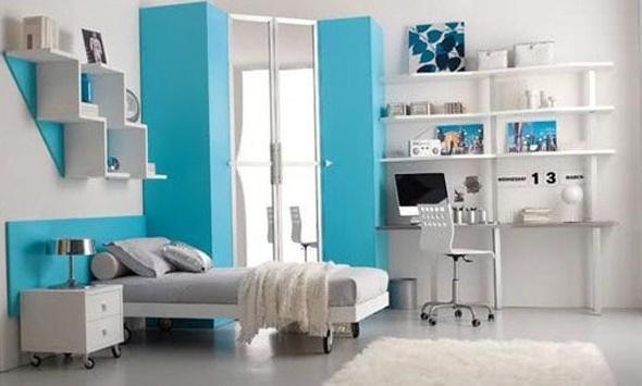 Teens Bedroom poster