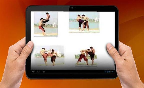 Muay Thai Technique screenshot 3
