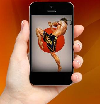 Muay Thai Technique poster