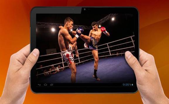Muay Thai Technique screenshot 2
