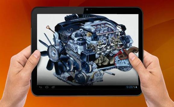 Mechanical Engine Engineering apk screenshot