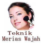Teknik Merias Wajah icon