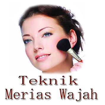 Teknik Merias Wajah poster