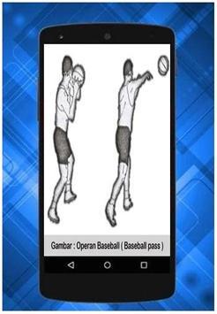 Basketball Technique screenshot 1