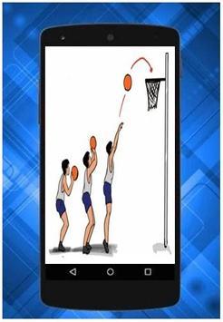 Basketball Technique screenshot 4