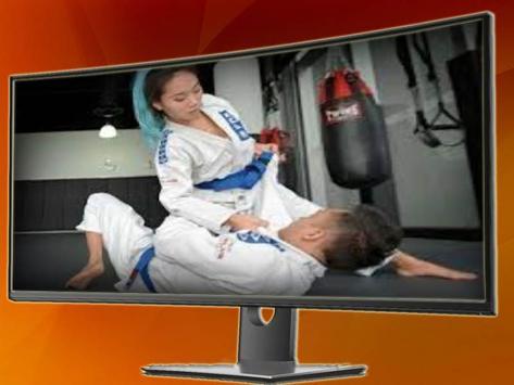 Brazilian Jiu Jitsu Technique screenshot 4