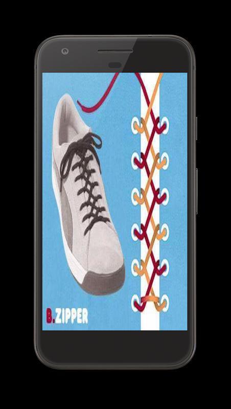 Teknik Ikat Tali Sepatu for Android - APK Download c450fd237b